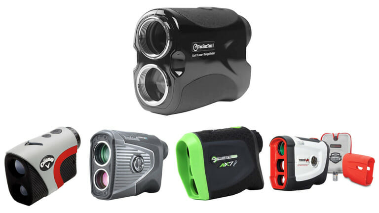 The 5 Best Golf Laser Rangefinders to Buy in 2020