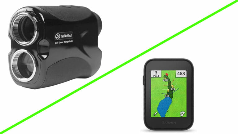 Laser Rangefinder VS. GPS Rangefinder: Which One Is Better For Golf?