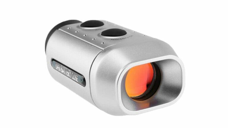 how optical golf rangefinder works