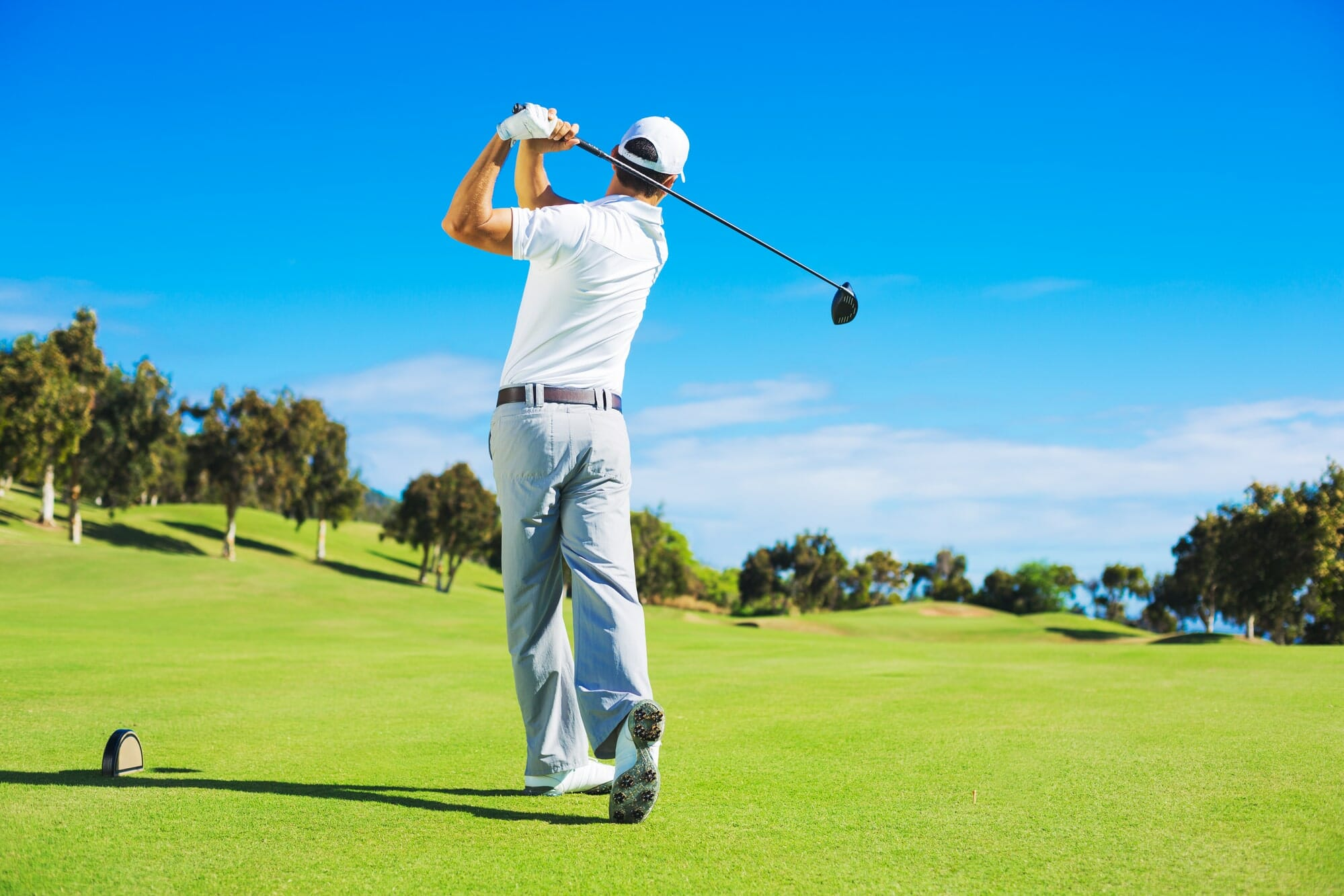 How long does it take to get good at golf