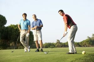 What is the lag in a golf swing